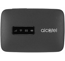 Роутер 2G/3G/4G Alcatel Link Zone (черный)