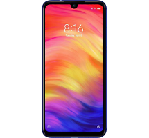 Смартфон Xiaomi Redmi Note 7 64GB Neptune Blue